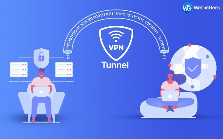 Что такое VPN-туннель и как он работает