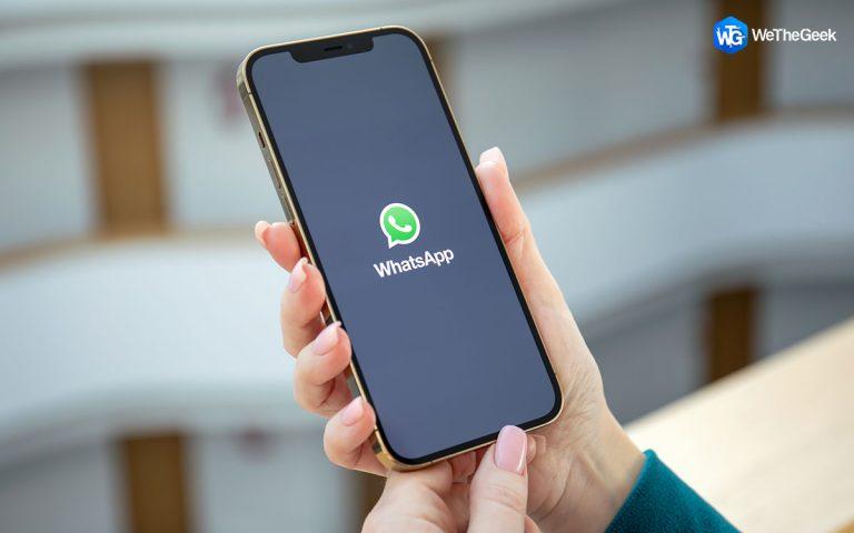 Почему WhatsApp — лучшее приложение для заметок для себя на смартфонах Android?