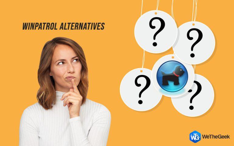8 лучших альтернатив WinPatrol для использования в 2021 году (обновлено)