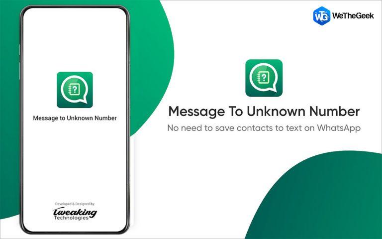 Как отправлять сообщения на неизвестные номера через WhatsApp