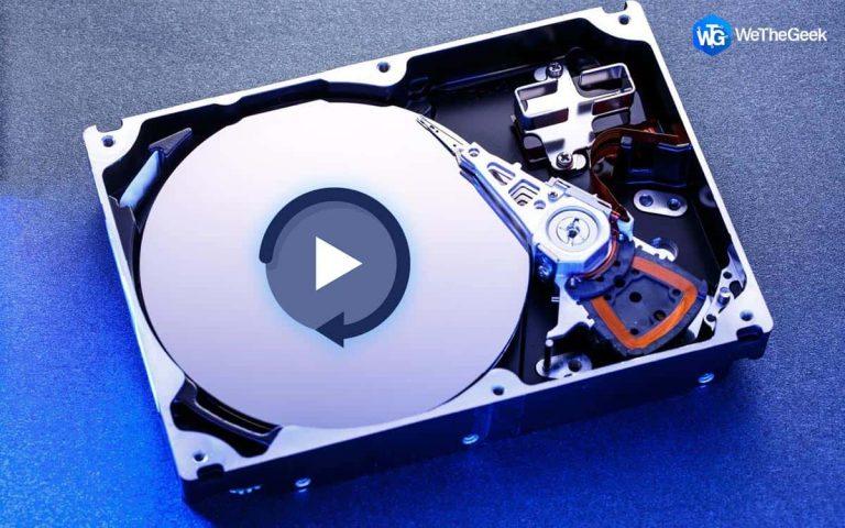 Как восстановить удаленное видео с жесткого диска (обновлено 2021 г.)