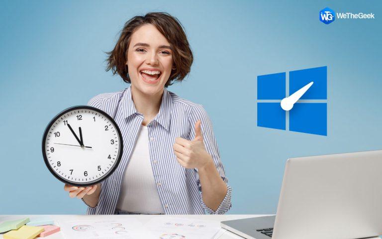 Как настроить ПК с Windows 10 для повышения производительности