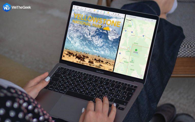 Как разделить экран на Mac в несколько кликов (2021)